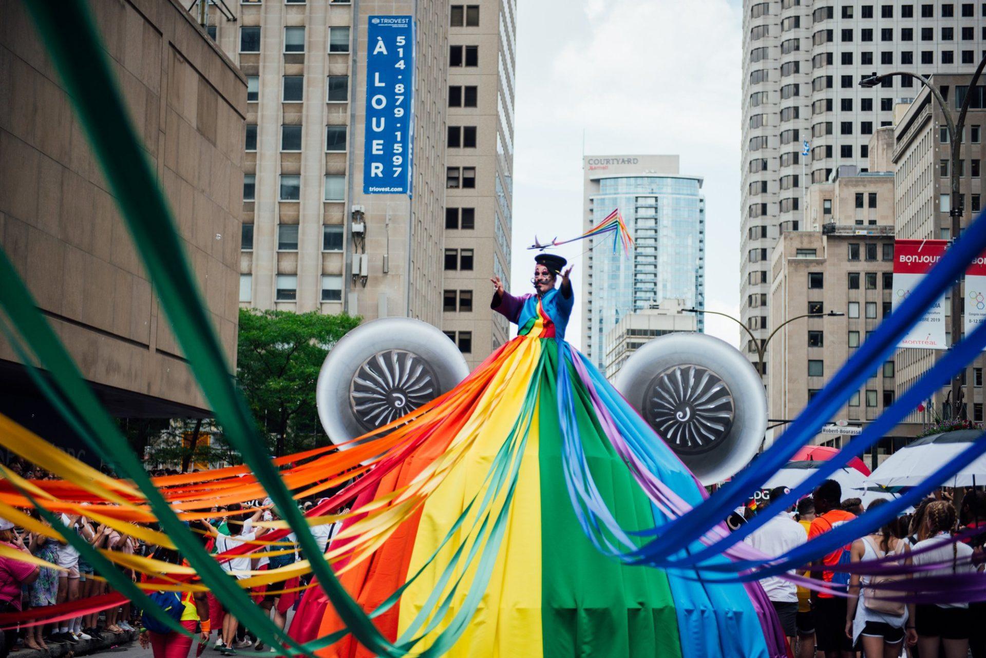 Gay Pride de Montréal