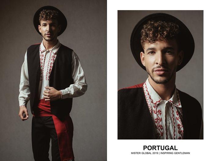 Mister Global : Portugal
