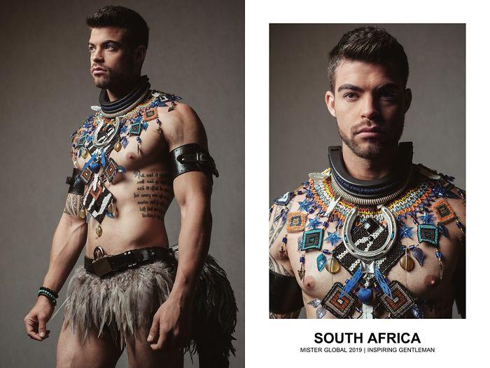 Mister Global : Afrique du Sud