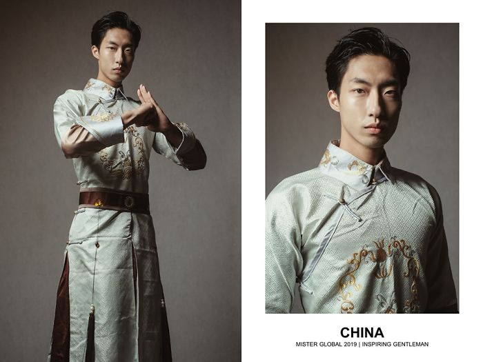 Mister Global : Chine