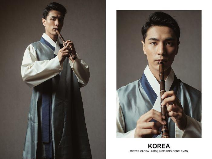 Mister Global : Corée du Sud