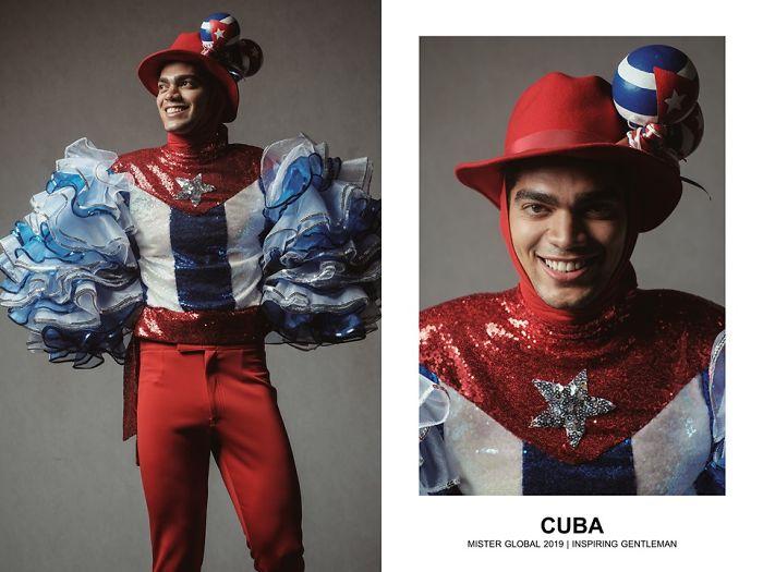 Mister Global : Cuba