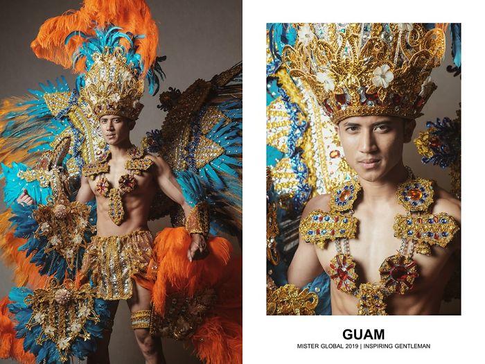 Mister Global : Guam