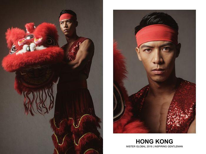 Mister Global : Hong Kong
