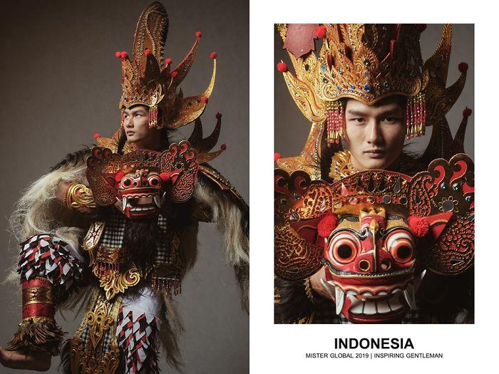 Mister Global : Indonésie
