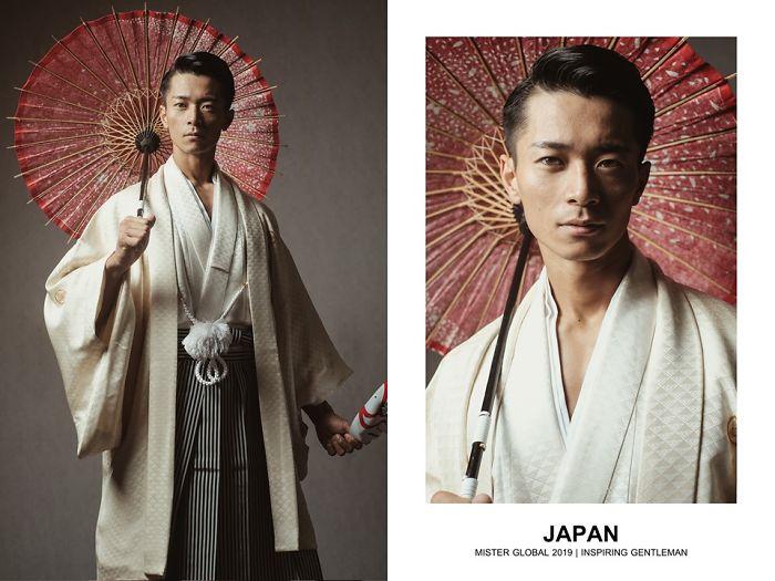 Mister Global : Japon
