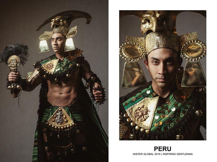 Mister Global : Pérou