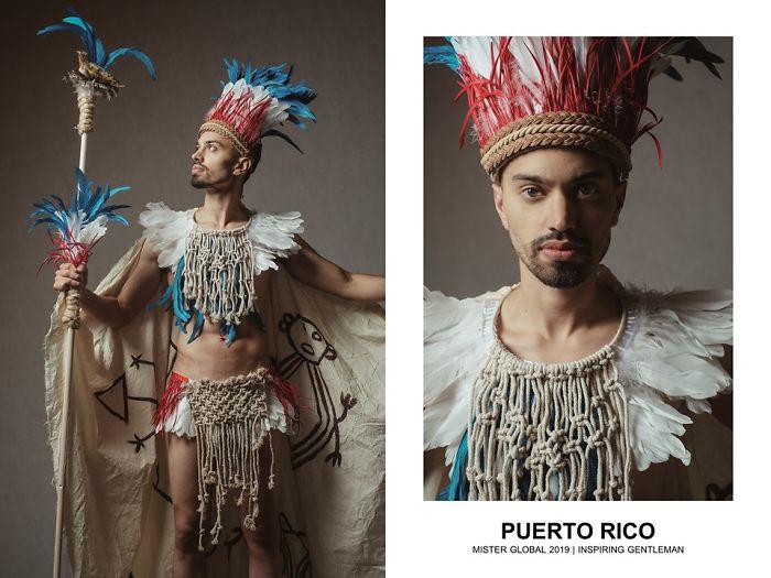 Mister Global : Porto Rico