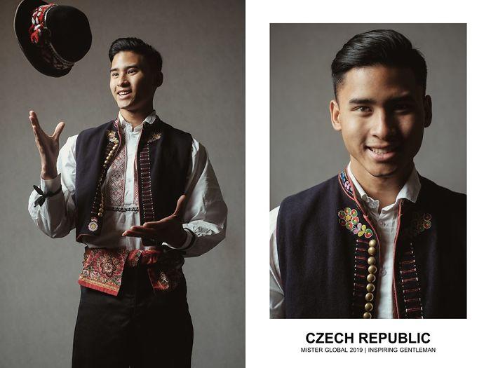 Mister Global : République tchèque