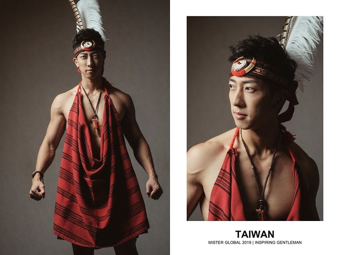 Mister Global : Taiwan