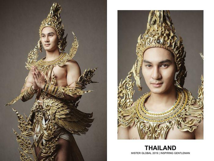 Mister Global : Thaïlande