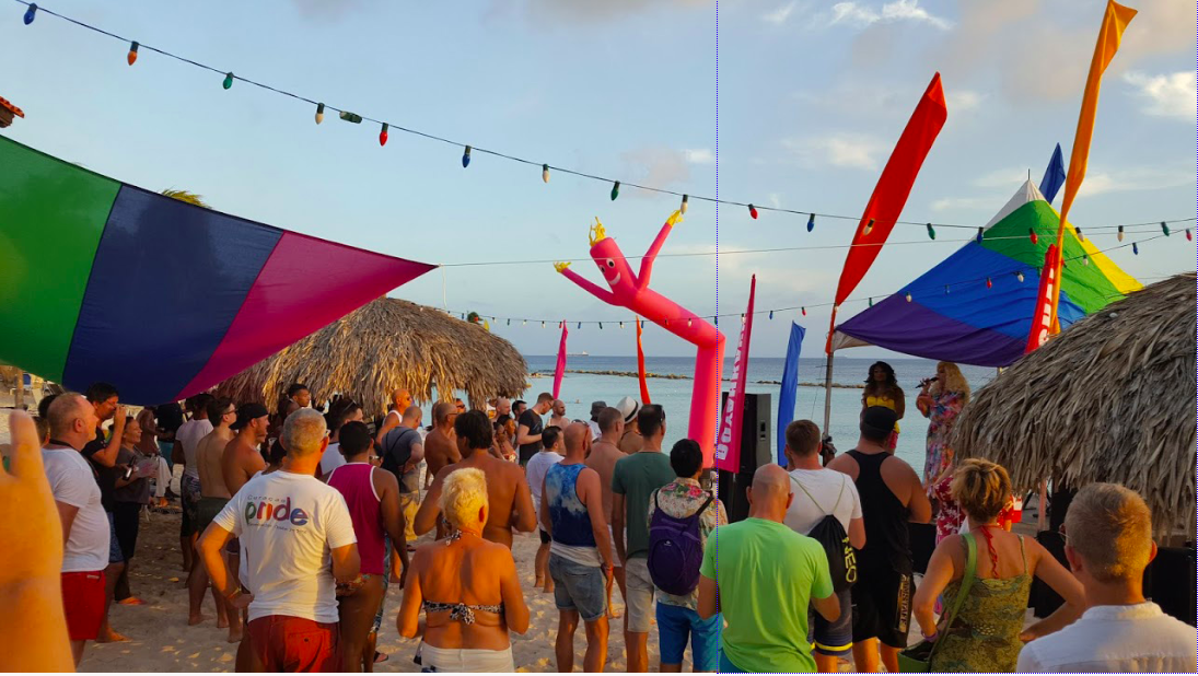 Curaçao gay friendly