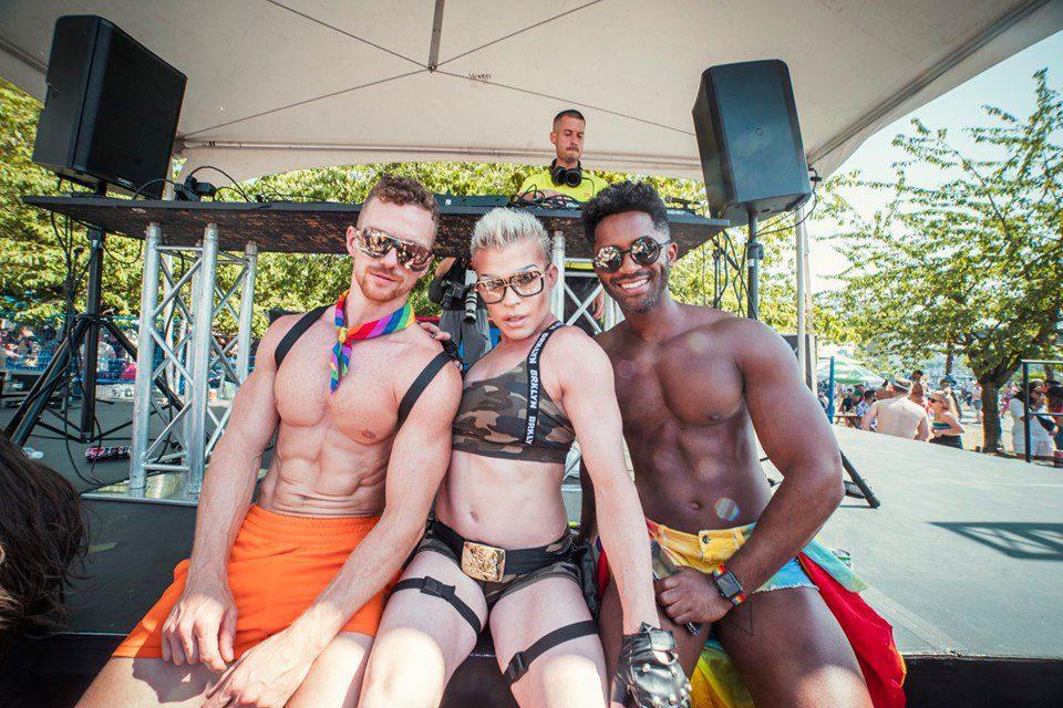 Gay Pride de Vancouver