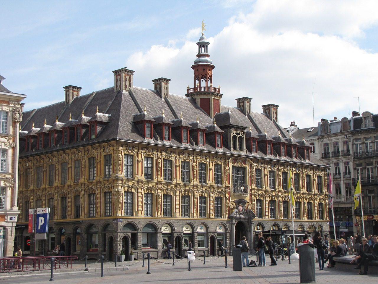 Guide gay de Lille
