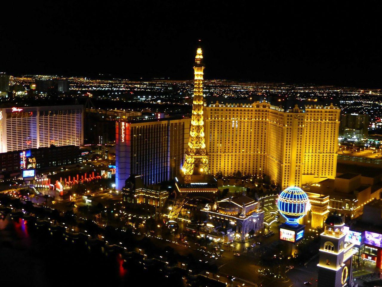 Las Vegas : la ville qui ne dort jamais