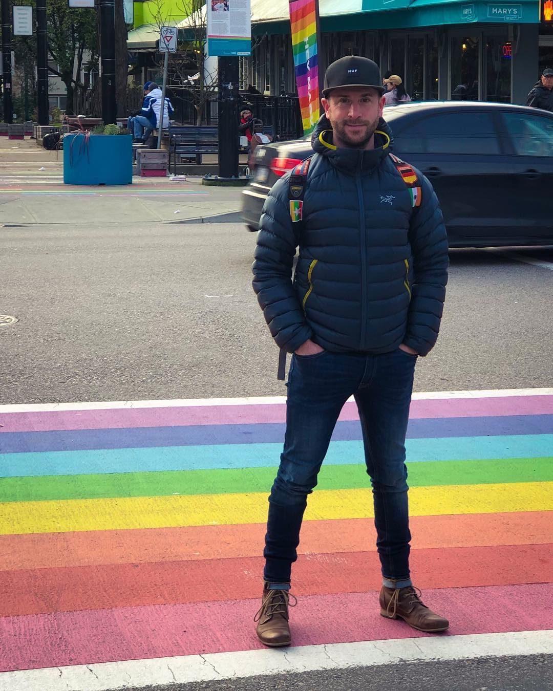 Quartier gay de Vancouver