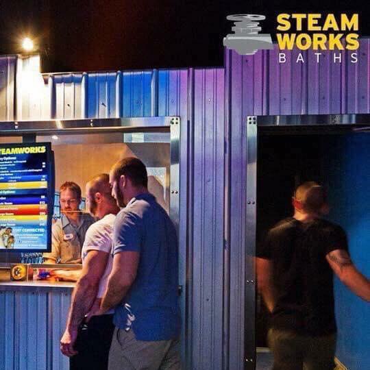 Saunas gays de Vancouver