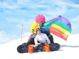 Tremblant gay ski week de Mont-Tremblant
