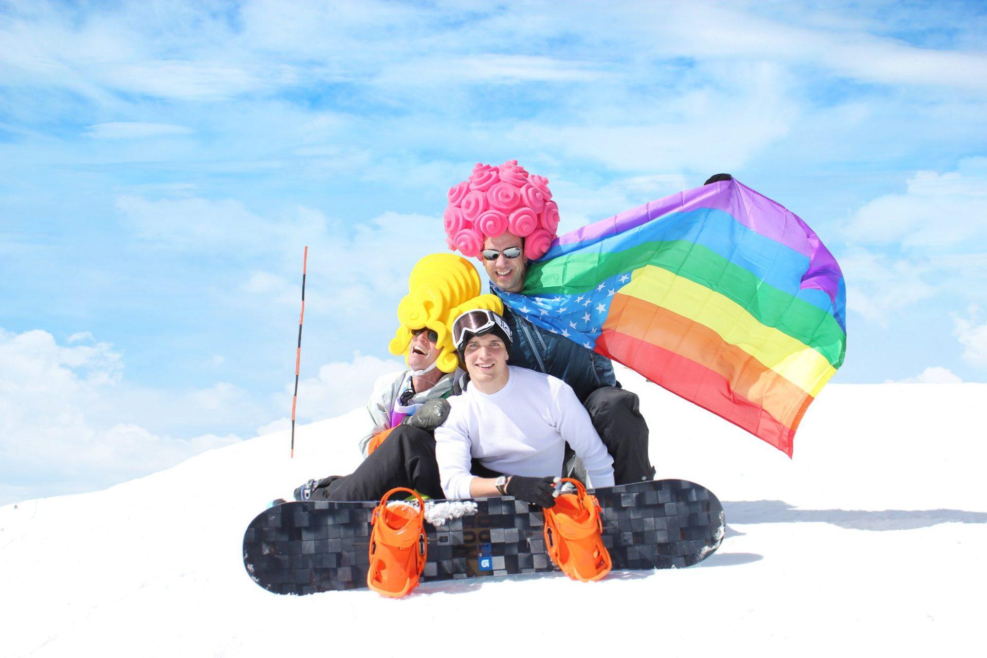 Tremblant gay ski week de Mont-Tremblant