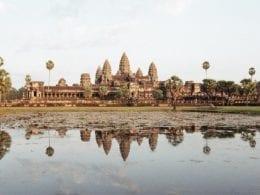 Visite des temples d'Angkor