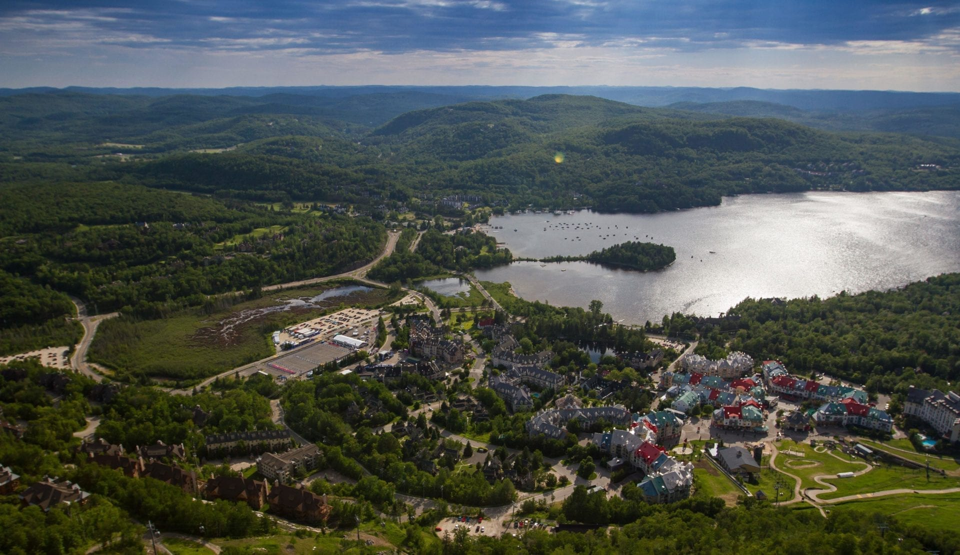 Destination du Mont-Tremblant