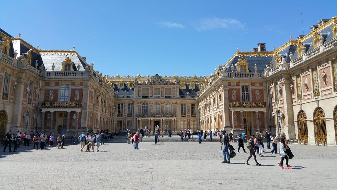 Visite du Château de Versailles avec un guide francophone
