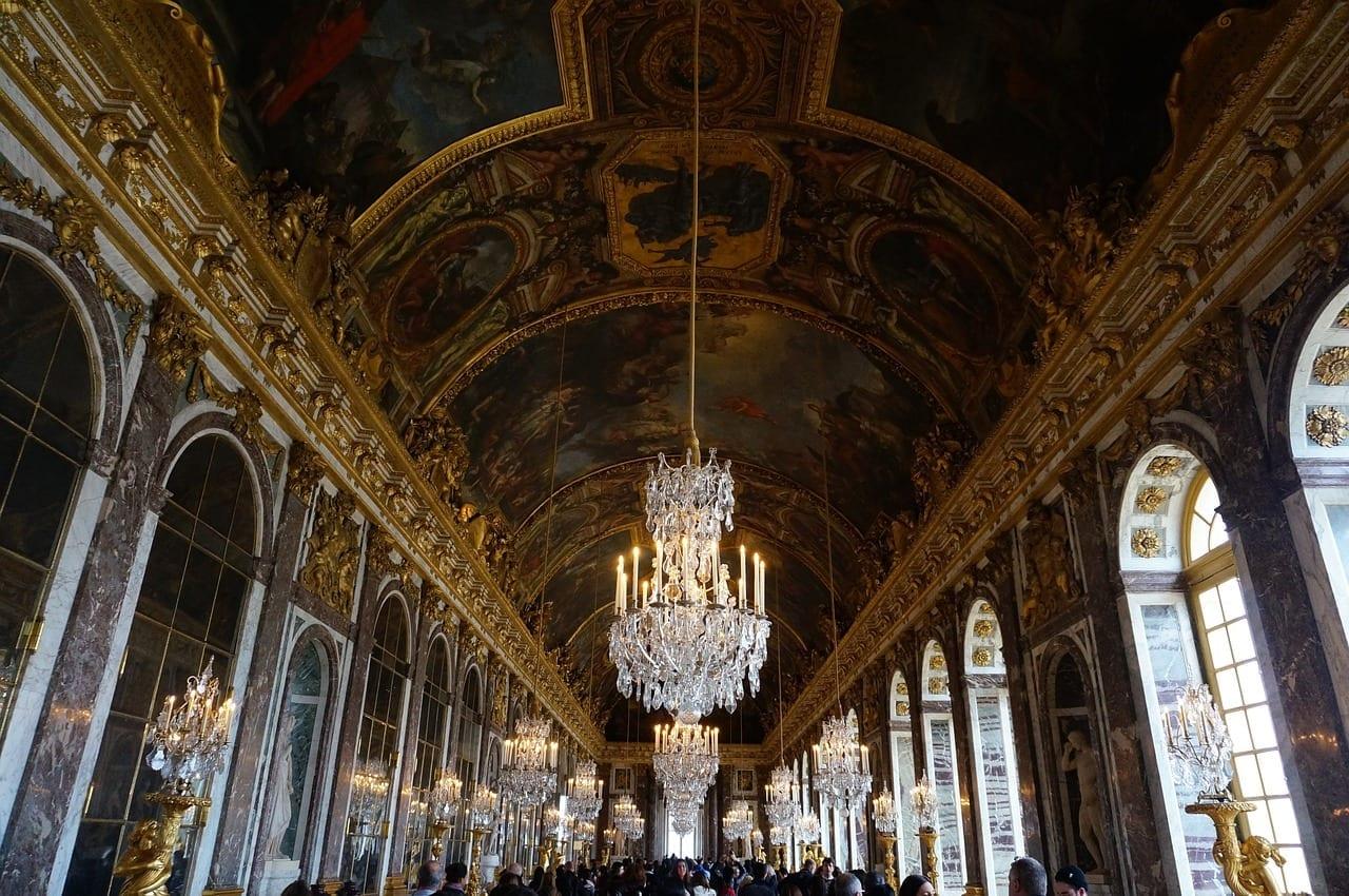 aperçu du Château de Versailles