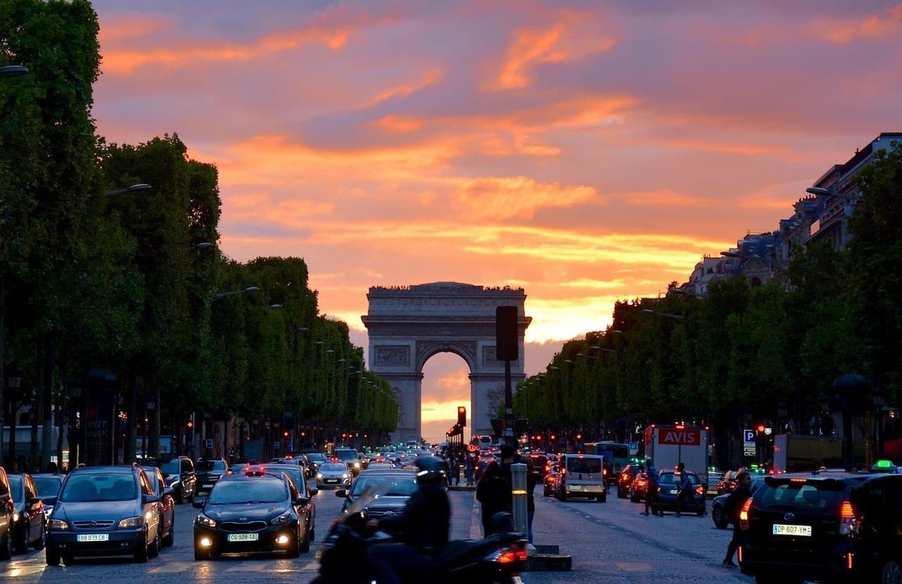 Destination gay de Paris