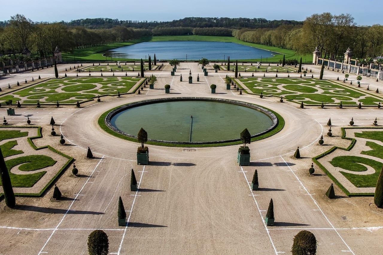Versailles : destination gay
