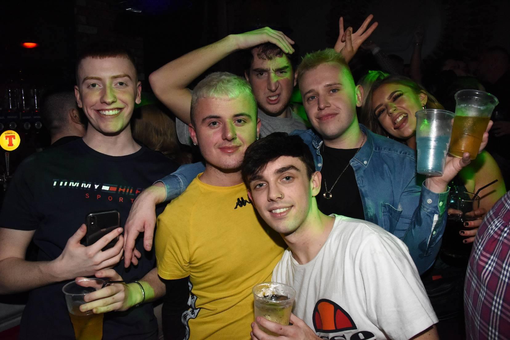 Bars gays à Belfast