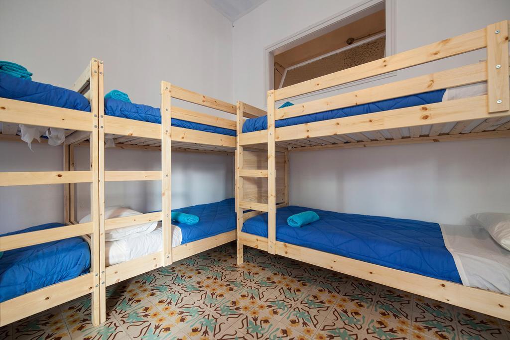 Bed in Girona Hostel