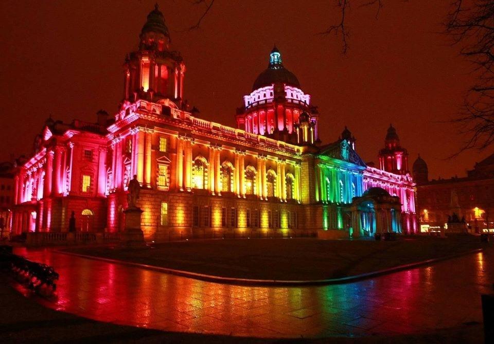 Événements gays à Belfast