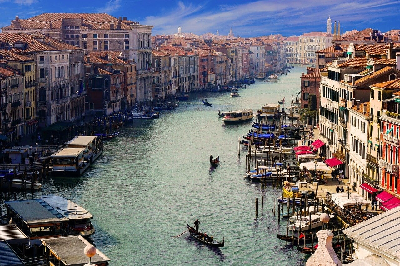 Grand Canal, Italie
