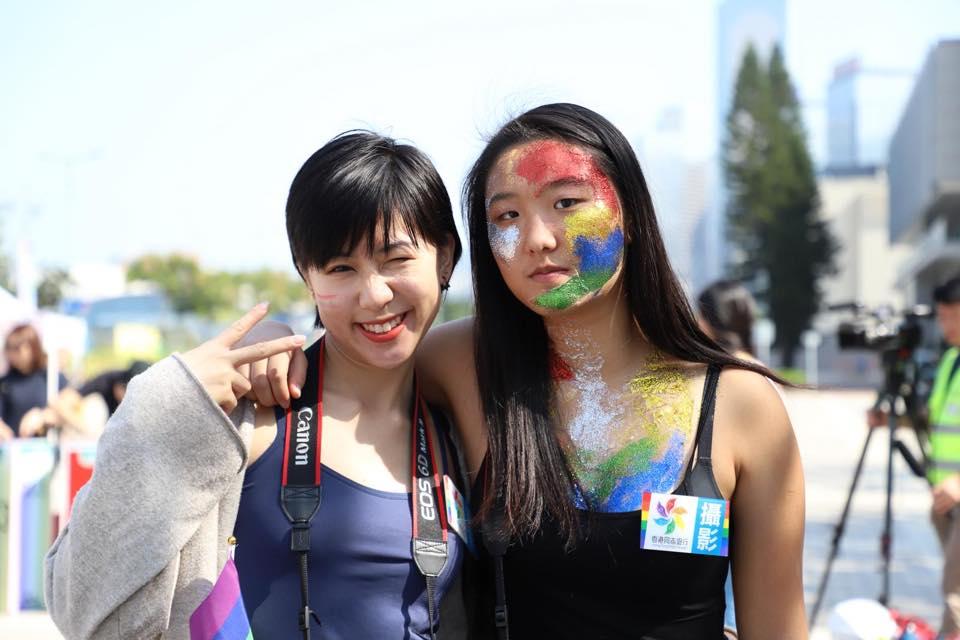 Hong Kong soutient l'homosexualité