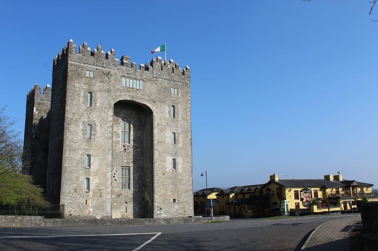 Le château deBunratty