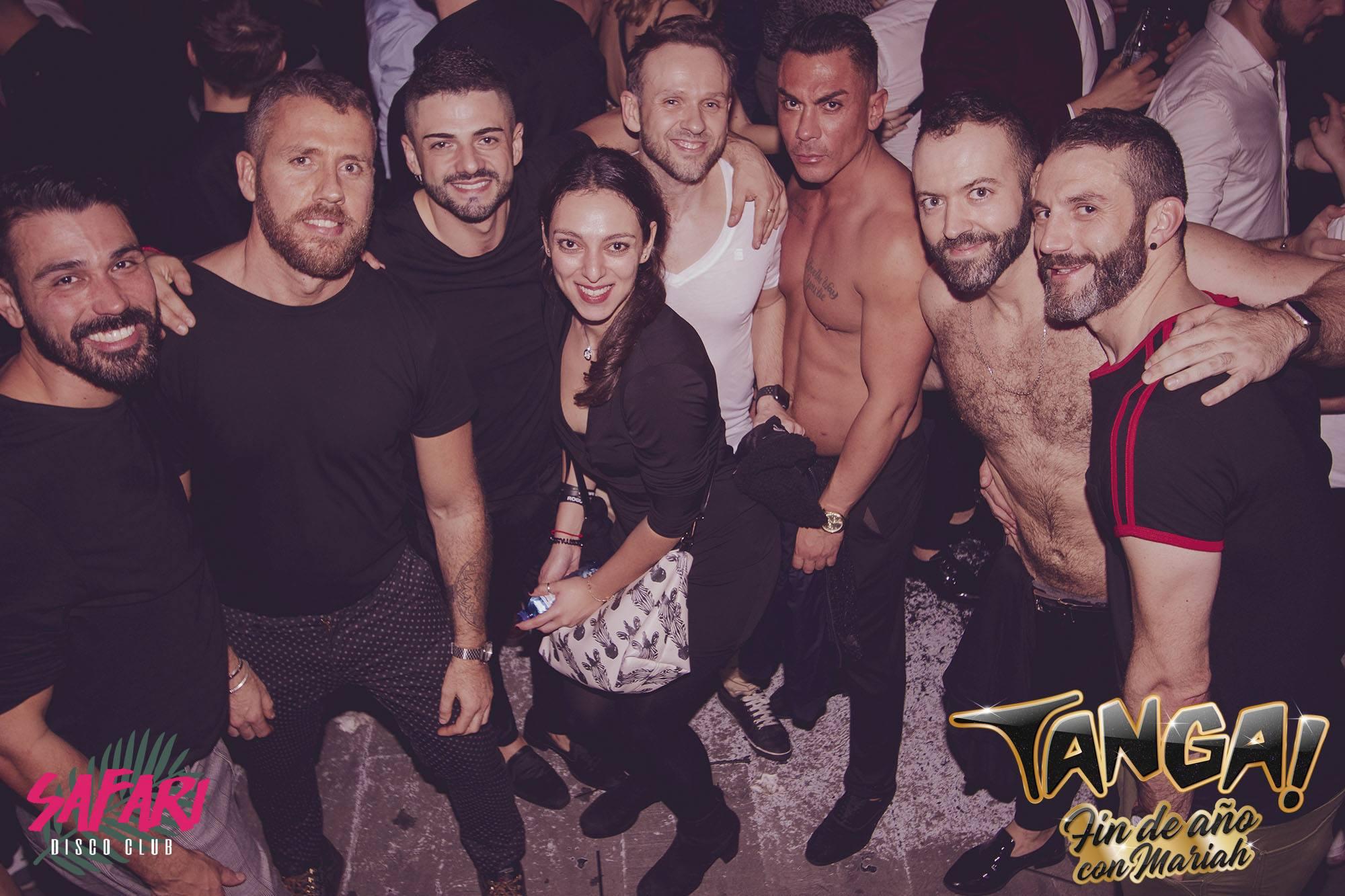 Safari Disco Club Barcelone