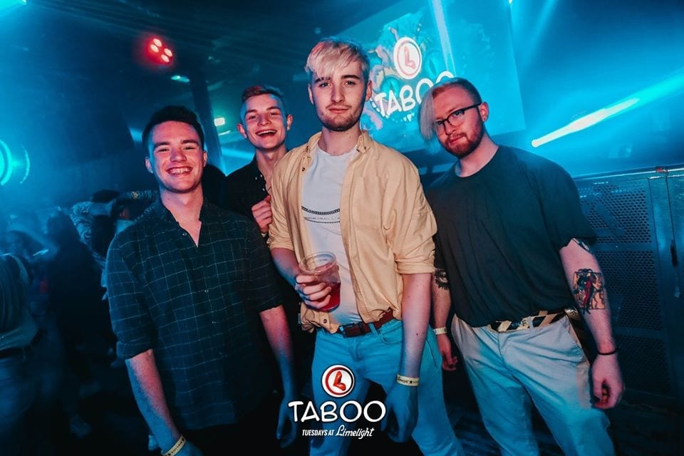 Taboo Presents Belfast