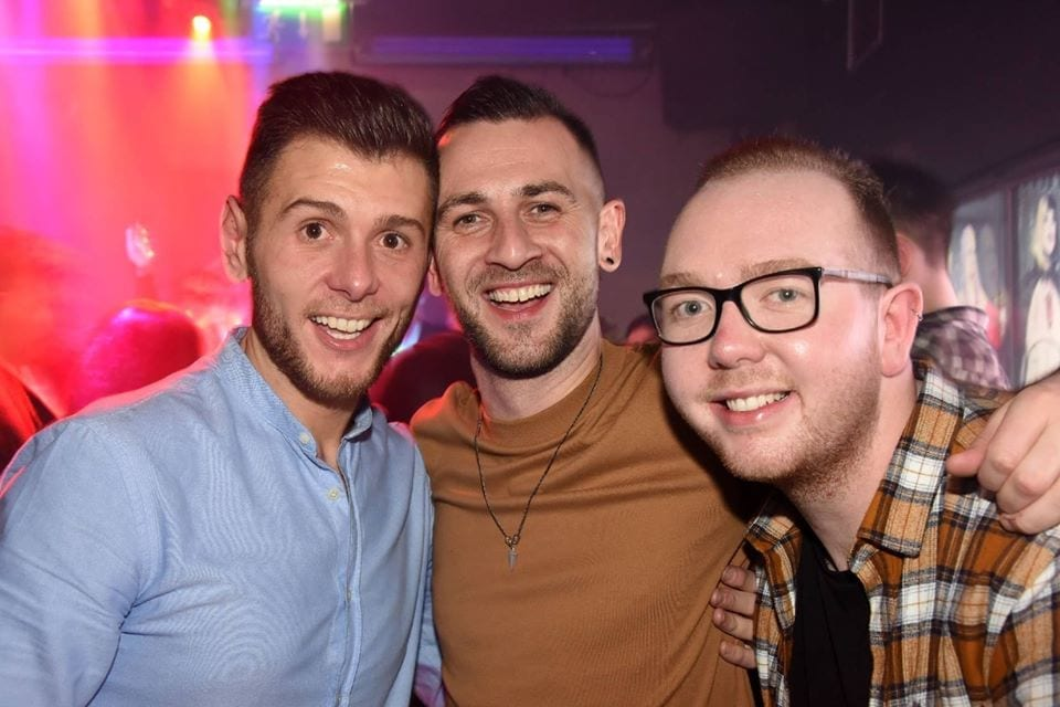 Vie nocturne gay à Belfast