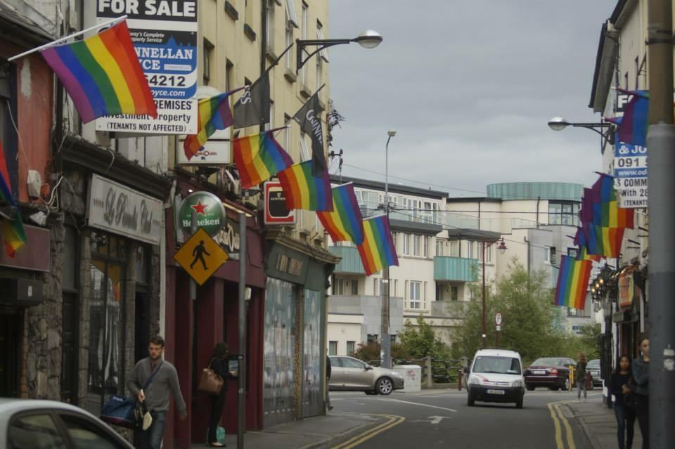 Bar gay de Galway