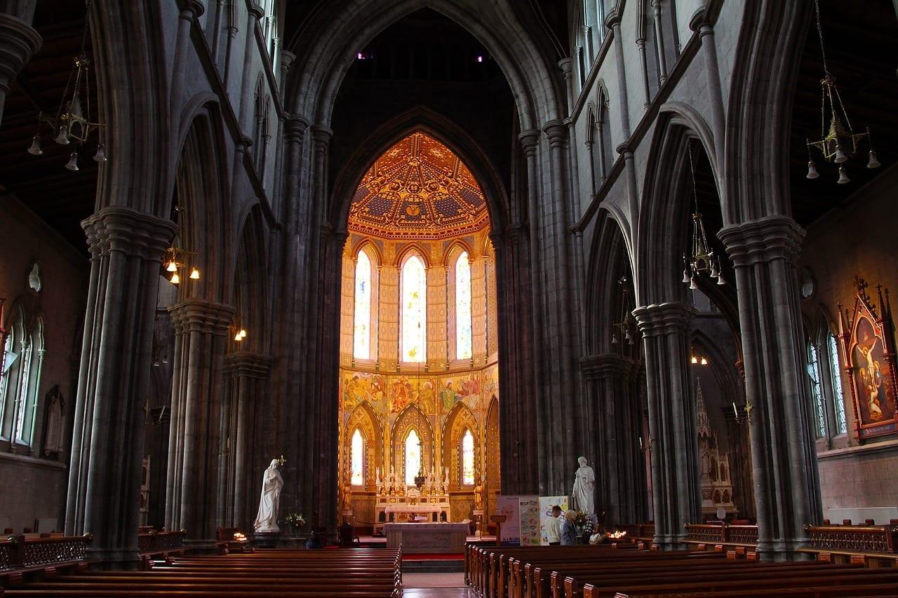 Cathédrale Sainte-Marie de Kilkenny