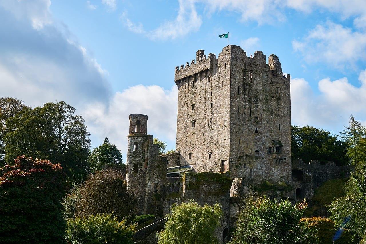 Le château deBlarney de Cork