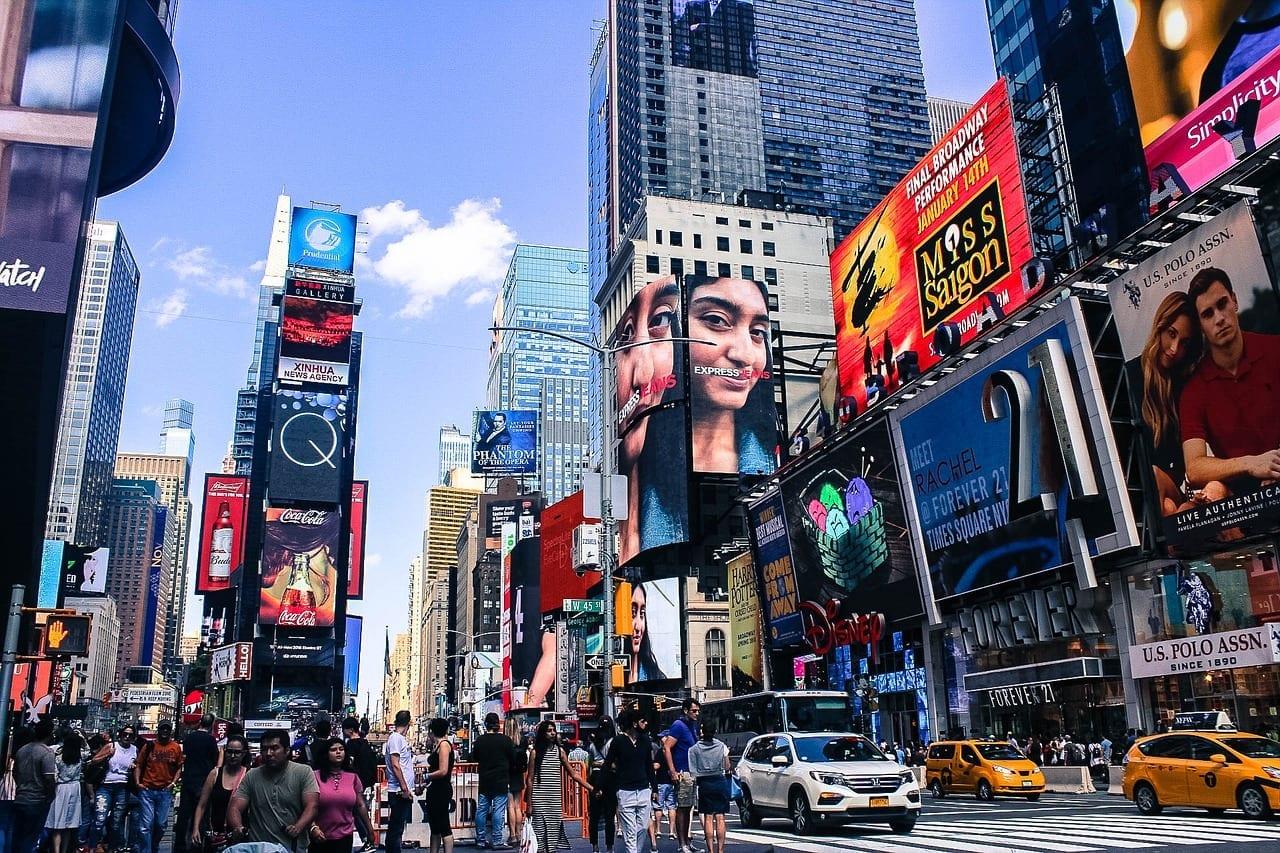 Les comédies musicales de Broadway