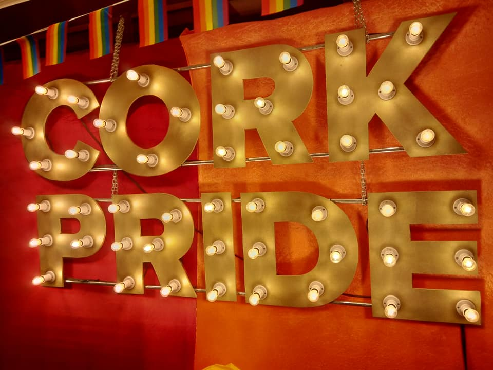Gay Pride de Cork