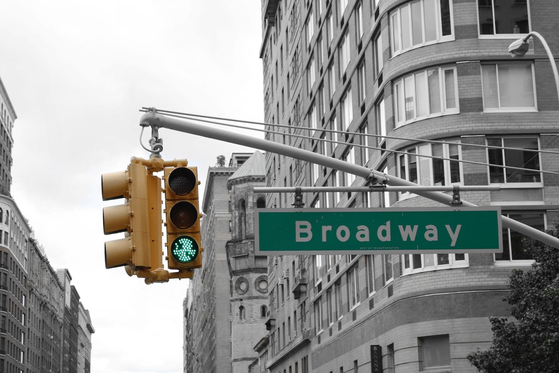 Comédies musicales de New York