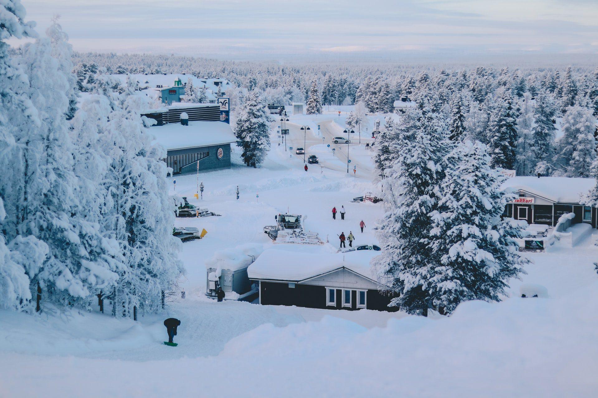 Découvrir la Finlande