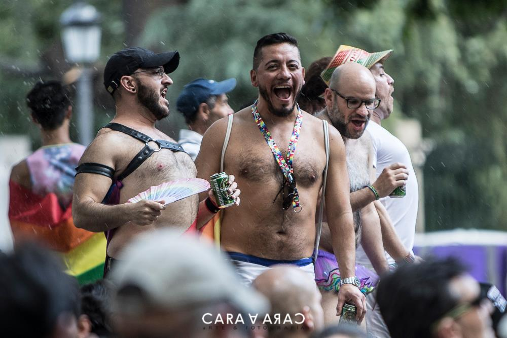 Les marches de la fierté gay d'Espagne