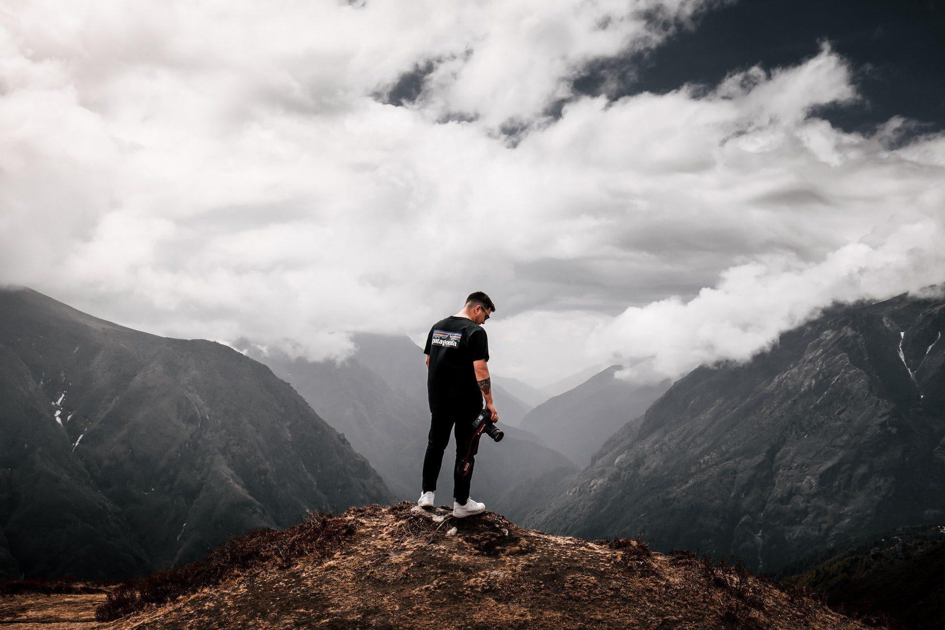 Photographiez l'Himalaya depuis ses avantages