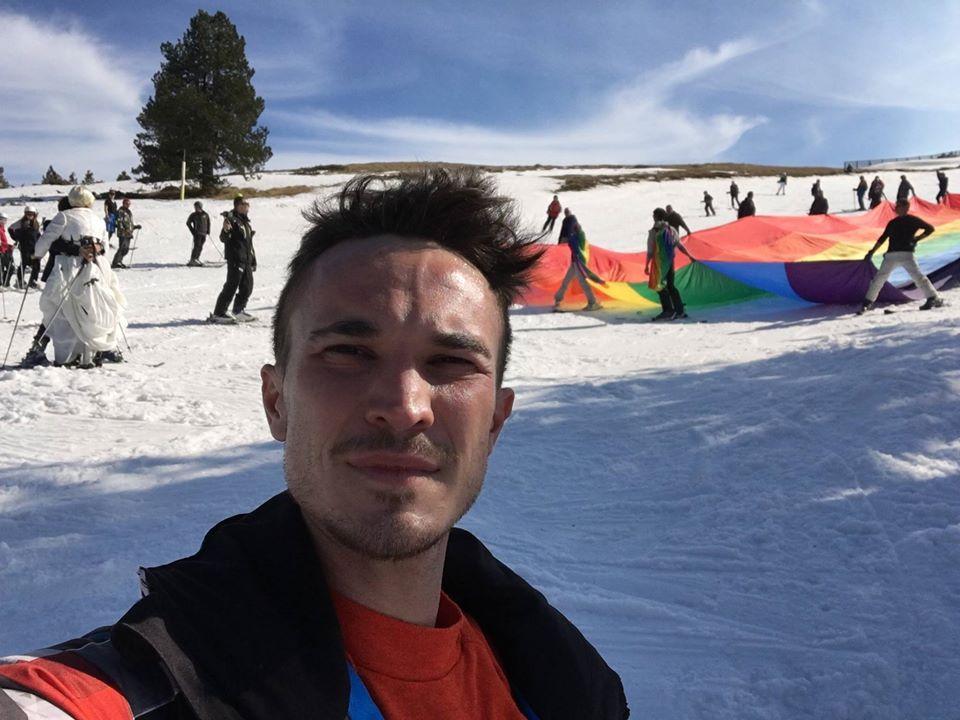 Un cadre assez exceptionnel le Snow Gay d'Ax-les-Thermes