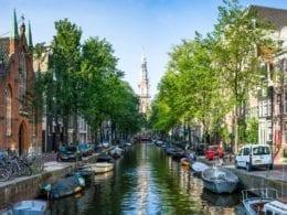 Amsterdam, l'une des plus belles villes Gay Friendly