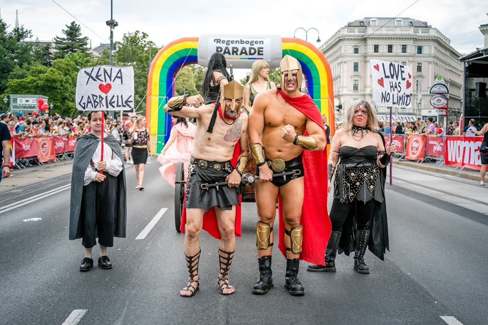 Gay Vienne